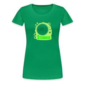 Sternzeichen Steinbock - Frauen Premium T-Shirt