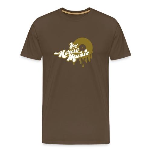 T Shirt Homme Classique Hot House Music - T-shirt Premium Homme