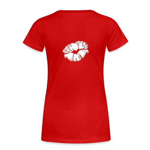 The Kiss - Women's Premium T-Shirt