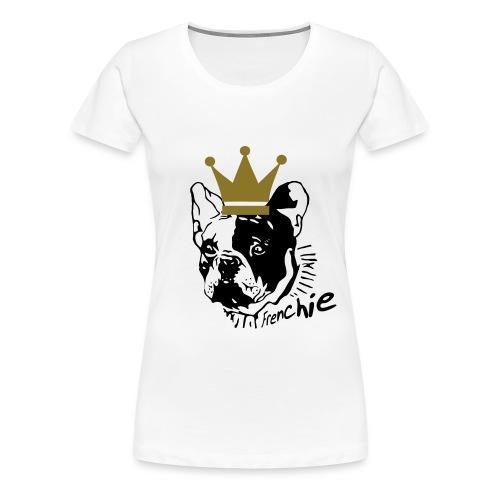bouledogue T shirt - T-shirt Premium Femme