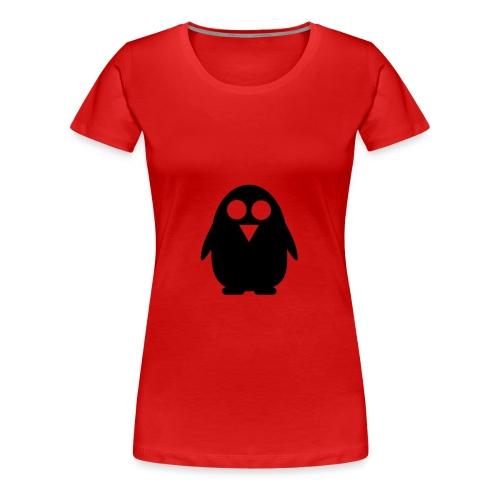Penguin - Premium-T-shirt dam