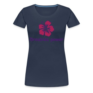Droubies power - T-shirt Premium Femme