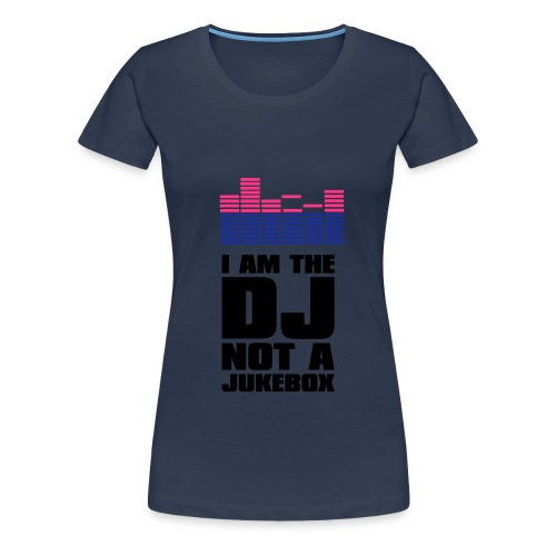 we know what you want - T-shirt Premium Femme