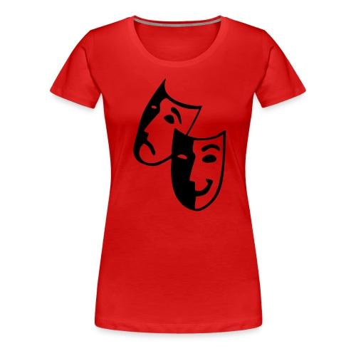 MASHERA - Maglietta Premium da donna