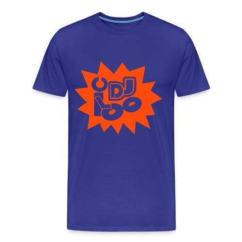 dj men's tee - Men's Premium T-Shirt