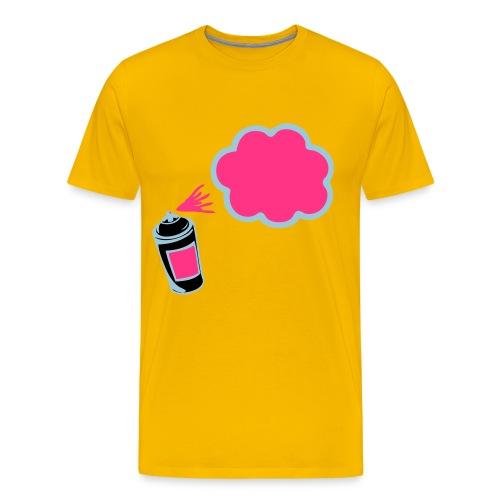 streetspray - Mannen Premium T-shirt