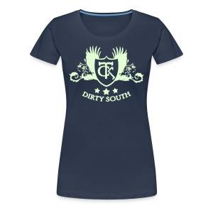 CTK trendy girl - T-shirt Premium Femme