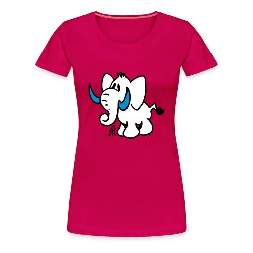 Sabrishirt - Vrouwen Premium T-shirt