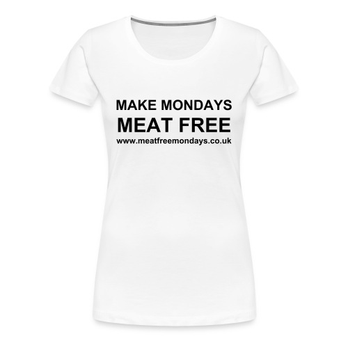 MFM Ladies T-Shirt White - Women's Premium T-Shirt