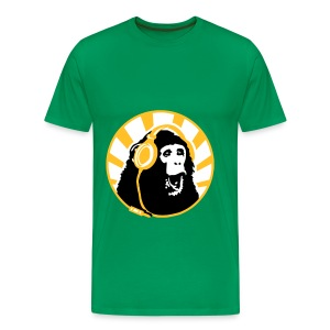 aap - Mannen Premium T-shirt