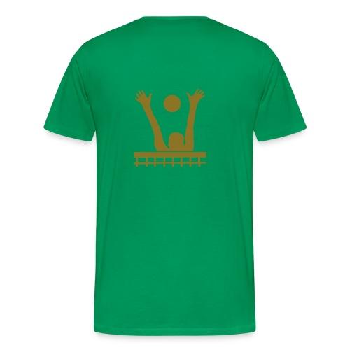 T-shirt volley, 16 coloris au choix - T-shirt Premium Homme