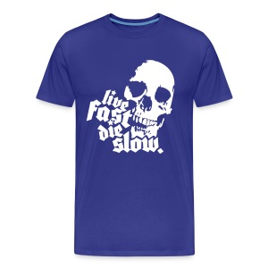 Death Shirt...Boys - Mannen Premium T-shirt