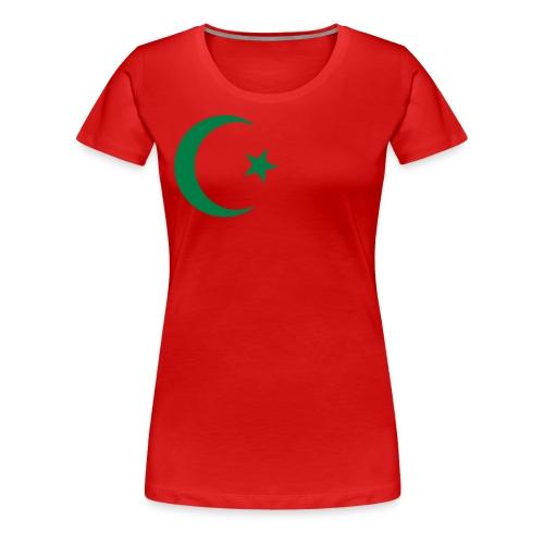 Algérie - T-shirt Premium Femme