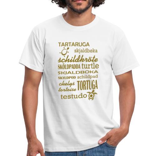 Schildis gibt es Überall T-Shirt - Männer T-Shirt