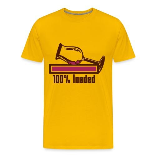 Voll - Männer Premium T-Shirt