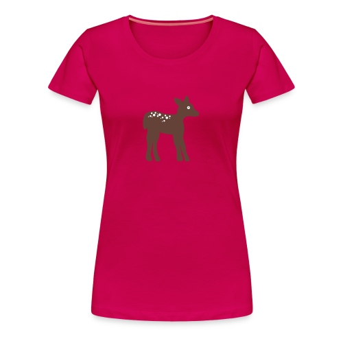 Bambi-Shirt - Frauen Premium T-Shirt