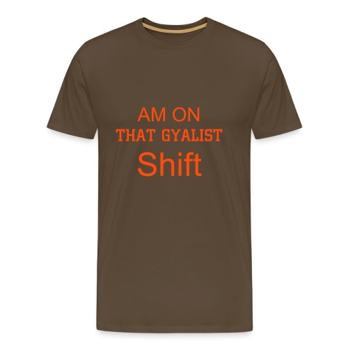 Gylist Shift Tee - Men's Premium T-Shirt