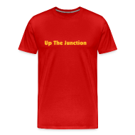 T-Shirts ~ Men's Premium T-Shirt ~ Up The Junction
