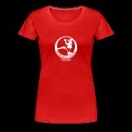T-Shirts ~ Frauen Premium T-Shirt ~ Handballerin inside | Frauen Girlie-Shirt