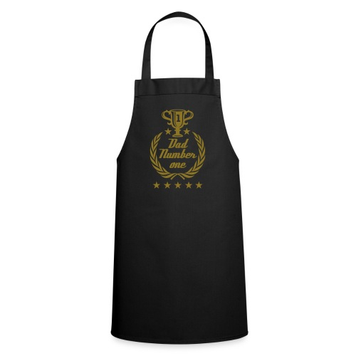 Dad number one Apron - Cooking Apron