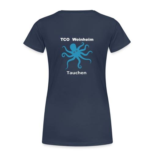 Frauen TCO Tauchen T-Shirt - Frauen Premium T-Shirt