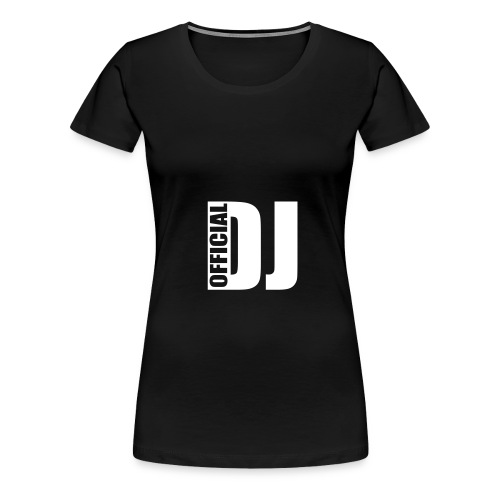 dj fun - T-shirt Premium Femme