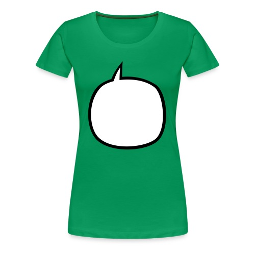 Camiseta Rotulable - Camiseta premium mujer