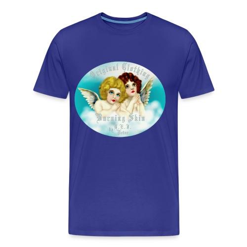 BurningSkin-Putten - Männer Premium T-Shirt