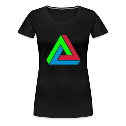 MAD (women's) - Women's Premium T-Shirt