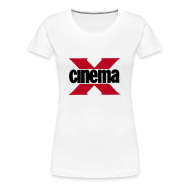 T-Shirts ~ Women's Premium T-Shirt ~ Cinema X