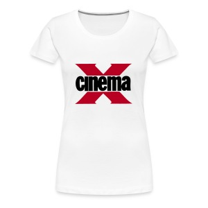 Cinema X - Women's Premium T-Shirt