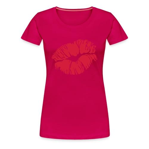 Kiss - Women's Premium T-Shirt