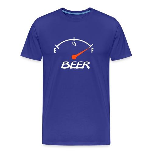 fullofbeerglow - Maglietta Premium da uomo