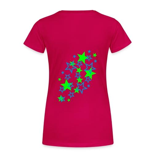 belle - T-shirt Premium Femme