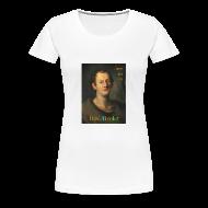 T-Shirts ~ Frauen Premium T-Shirt ~ Hofnarr & Hoftiroler Peterl