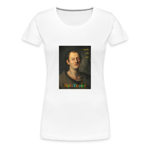 Hofnarr & Hoftiroler Peterl - Frauen Premium T-Shirt