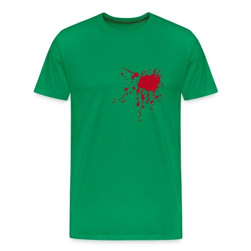 shoot in the dark - Premium-T-shirt herr
