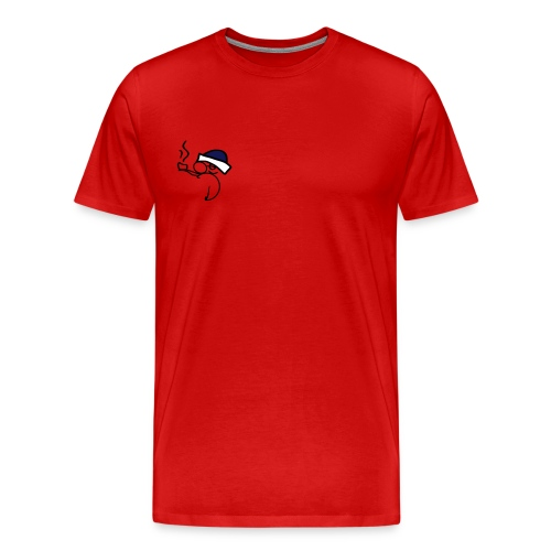 Friese mit Farbe - Männer Premium T-Shirt