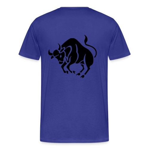 Taureau - T-shirt Premium Homme