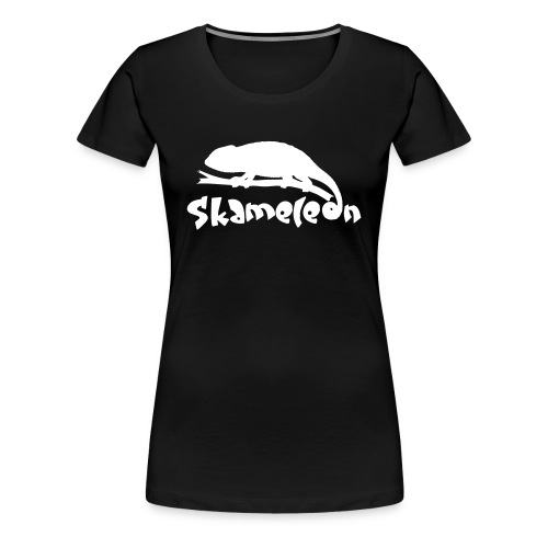 Logo - Girlie-Shirt - Frauen Premium T-Shirt