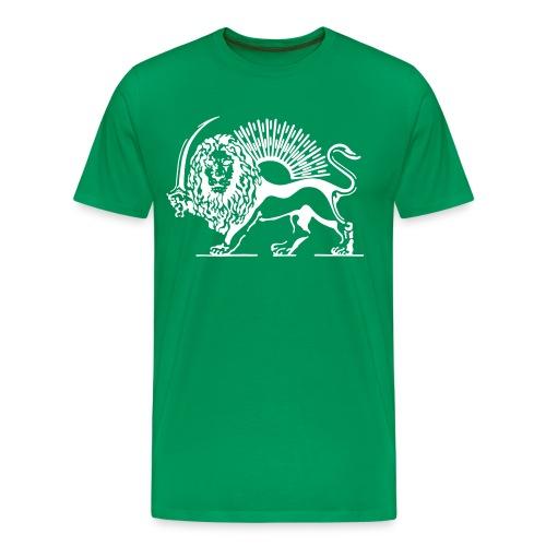 Shireo Khorshid - Männer Premium T-Shirt