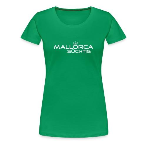 Girl*Shirt*Isla*2 - Frauen Premium T-Shirt