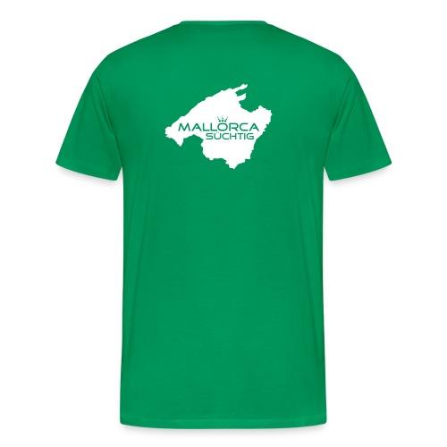 Boy*Shirt*Isla*2 - Männer Premium T-Shirt