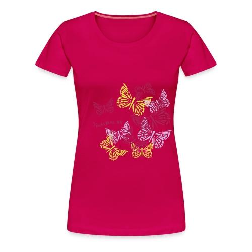 SINAs EveryWear Rose - Frauen Premium T-Shirt