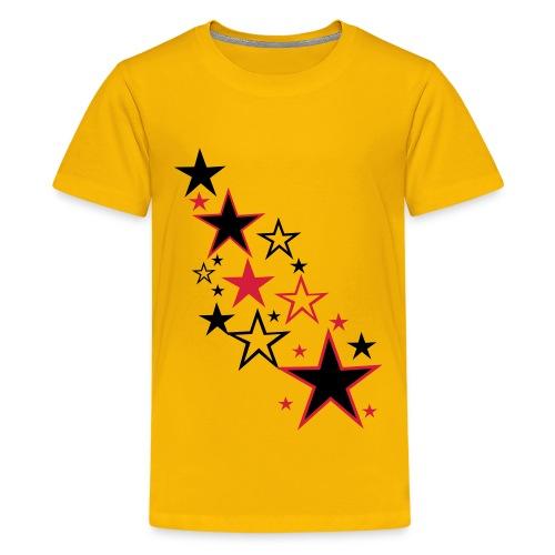 Star - Teenage Premium T-Shirt