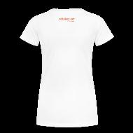 T-Shirts ~ Frauen Premium T-Shirt ~ Friedrich Nietzsche: Also sprach Zarathustra - Girlie