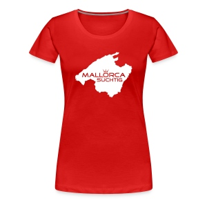 Girl*Shirt*Isla1 - Frauen Premium T-Shirt