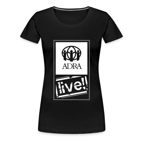Black YC 2009 - Frauen Premium T-Shirt