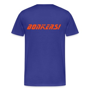 BONKERS! - Men's Premium T-Shirt