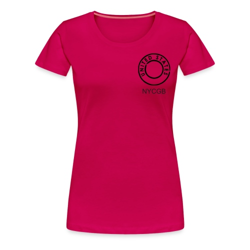 final design - get this one and don't forget to change the name! - Women's Premium T-Shirt